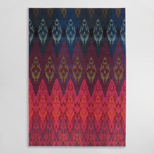 Bright Treasures Area Rug