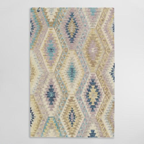 Gypsy Wool Area Rug