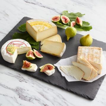 Traditional Northern Italian Cheese Selection