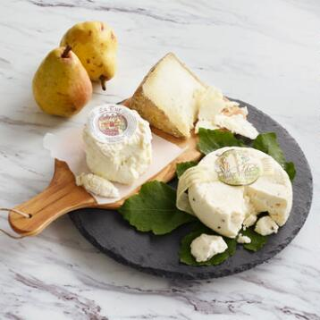 Italian Truffle Cheese Selection