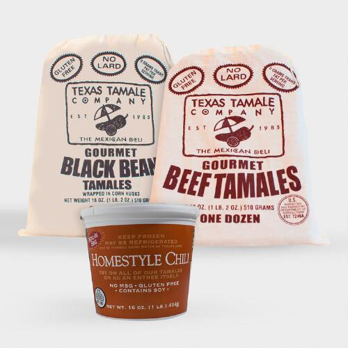 Texas Tamale Appetizer Kit