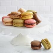 Assorted French Macarons 24 Count