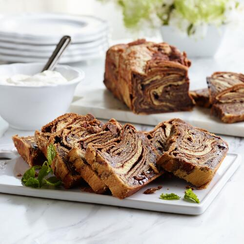 Cinnamon Babkas Set of 2