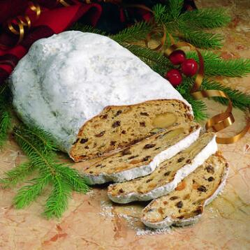 New Glarus Bakery Stollen