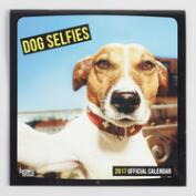 Dog Selfies Wall Calendar