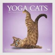 Yoga Cats  Wall Calendar
