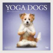 Yoga Dogs  Wall Calendar