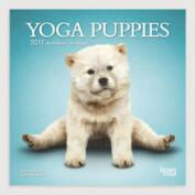 Yoga Puppies Mini Wall Calendar