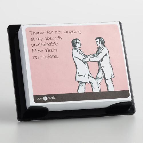 Someecards Page A Day Calendar