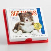 365 Dogs Page A Day Calendar