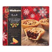 Walkers Spiced Orange and Cranberry Mince Pie