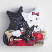 Walkers Shortbread Scottie Dog Family Tin