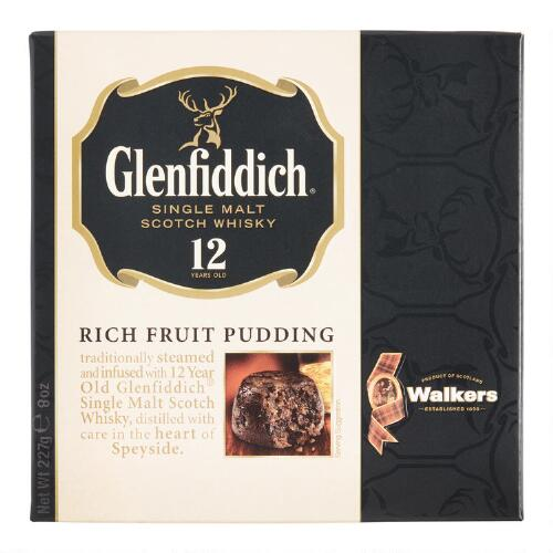 Glenfiddich Fruit Pudding
