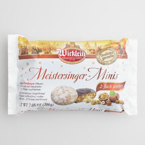 Wicklein Mini Meistersinger Cookies