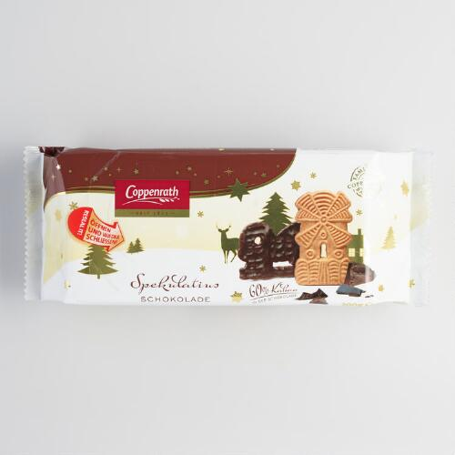 Coppenrath Chocolate Spekulatius Cookies