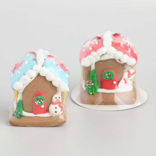 Monte Carlo Gingerbread Ornaments