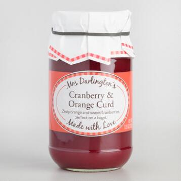 Mrs. Darlington's Cranberry and Orange Curd