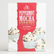 Peppermint Mocha Cupcake Mix