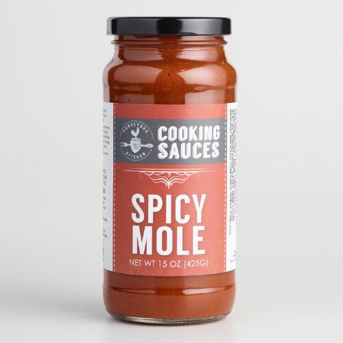 Purveyors Kitchen Spicy Mole Simmer Sauce