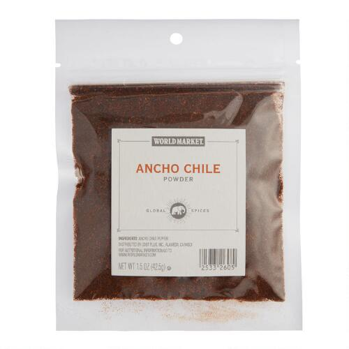 World Market® Ancho Chili Pepper Spice Bag
