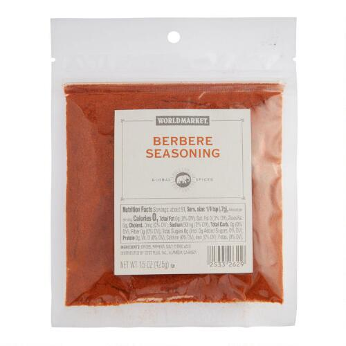 World Market® Berbere Seasoning Spice Bag