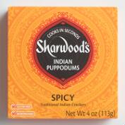 Sharwood's Spicy Poppadoms