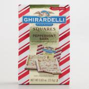 Ghirardelli Mini Peppermint Bark Squares