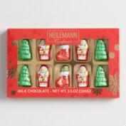 Heilemann Milk Chocolate Christmas Icons