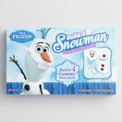 Frozen Build a Snowman Decorated Gummies