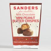 Sanders Mini Milk Chocolate Peanut Butter Crispies