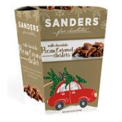 Sanders Mini Milk Chocolate Pecan Delights