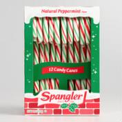 Spangler Candy Canes Pack of 12