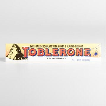 Toblerone Giant Holiday Chocolate Bar