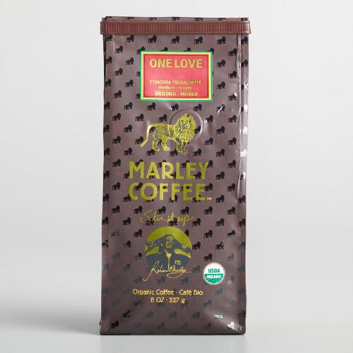 Marley Coffee One Love Blend