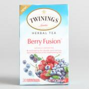 Twinings Berry Fusion Tea Set of 6