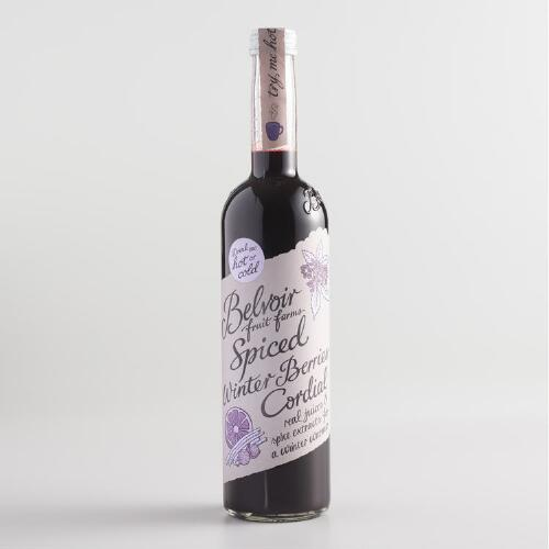 Belvoir Fruit Farms Spiced Winter Berry Cordial