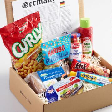 World Tastes Germany Gift Box