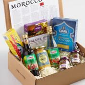 World Tastes Morocco Gift Box
