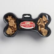 Wet Noses Howlin Goodies Dog Treats Bone