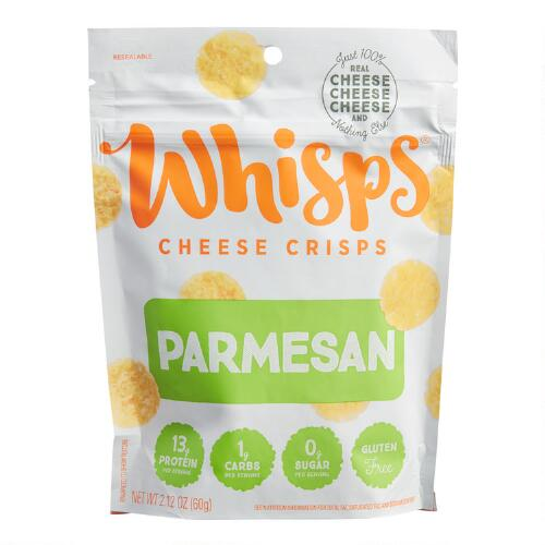 Cello Whisps Parmesan Crisps