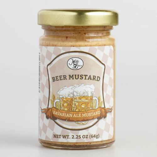 Mille Lacs Bavarian Beer Mustard