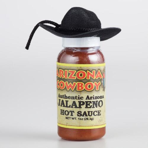 Arizona Cowboy Jalapeno Hot Sauce
