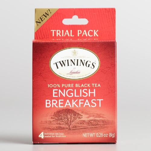 Twinings English Breakfast Tea 4 Count