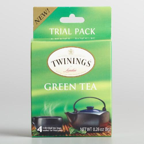 Twinings Green Tea 4 Count