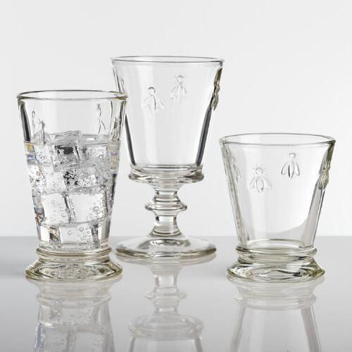 La Rochere Bee Glass Goblets Collection