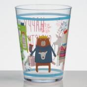 Kid's Christmas Acrylic Tumblers Set of 6