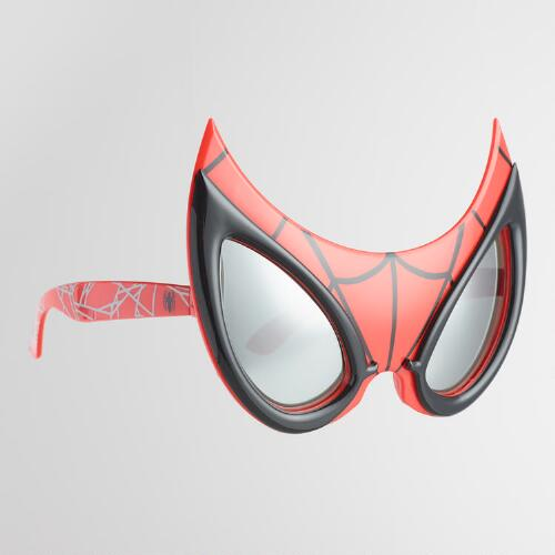 Spider-Man Sun-Stache Sunglasses
