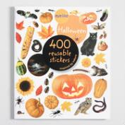 Eyelike Stickers Halloween Sticker Book