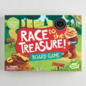 Race to the Treasure Board Game