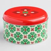 Small Wild and Jolly Baking Tin